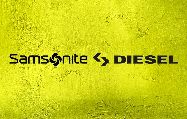 DIESEL x Samsonite