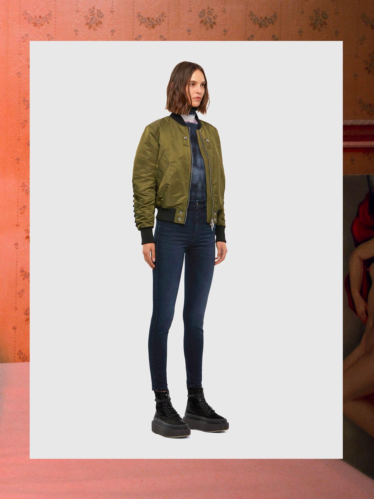Diesel Jeans Super Skinny Fit: Slandy | Shop Now on Diesel.com