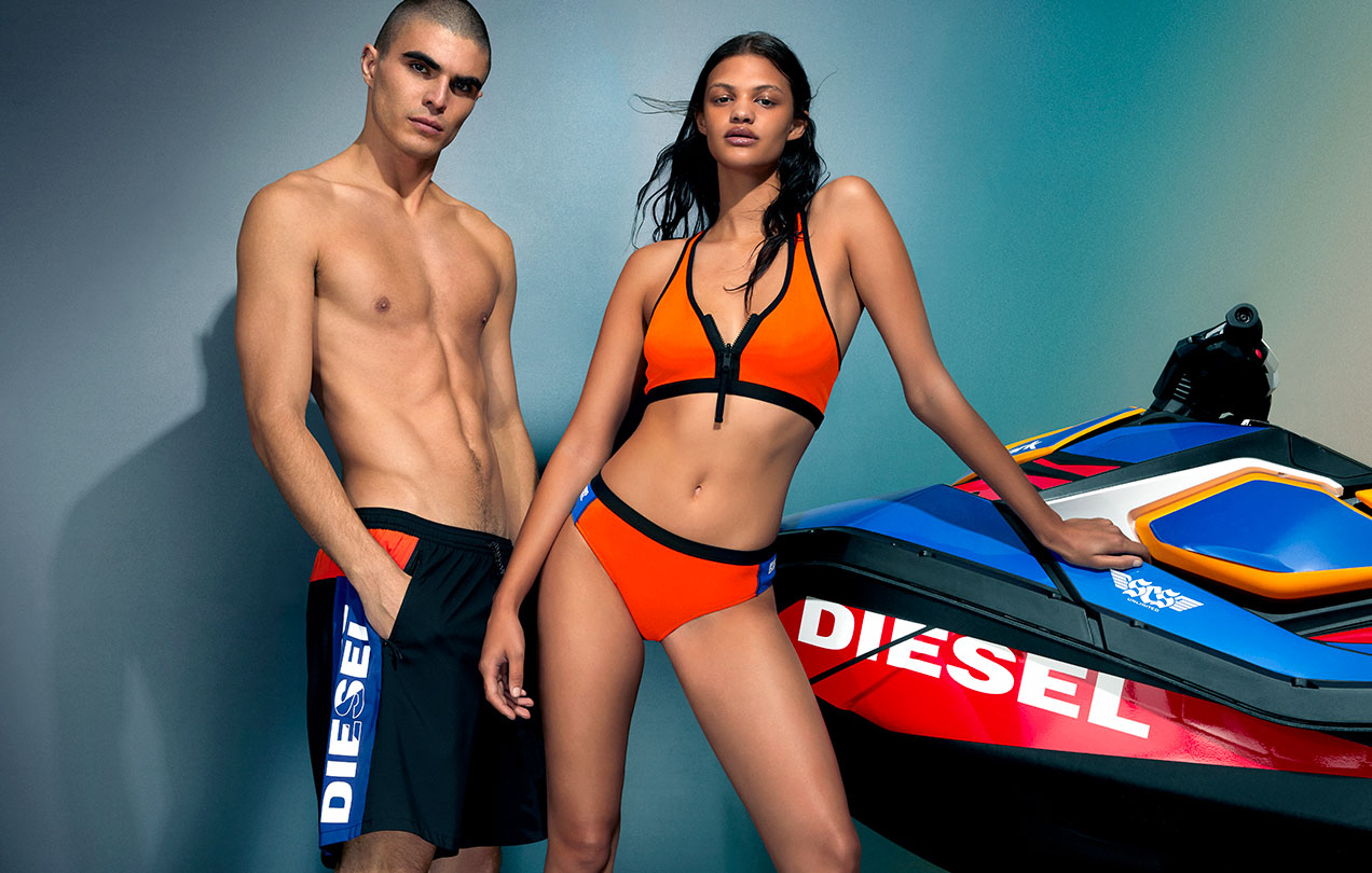 Diesel x Sea-Doo