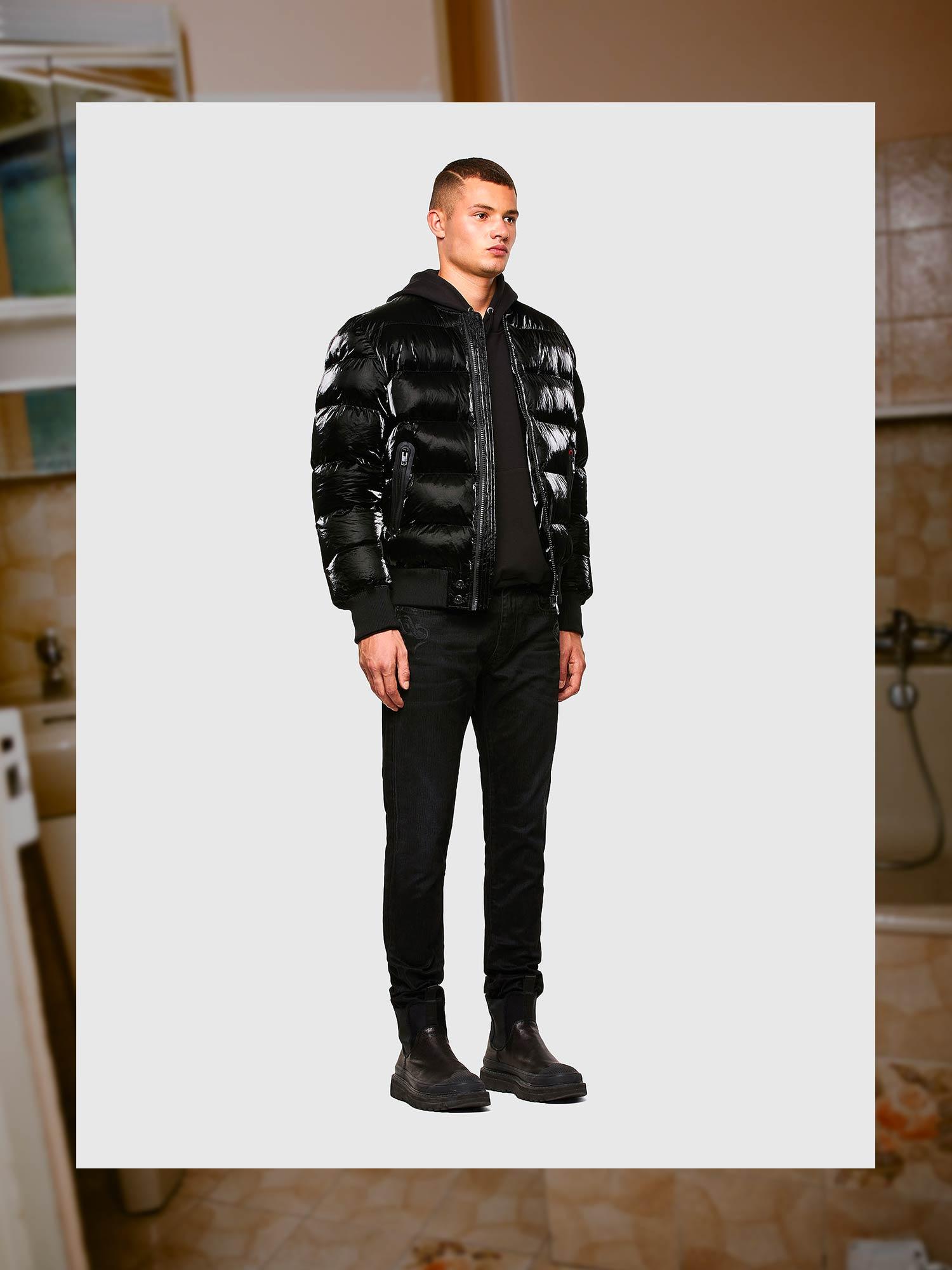 Diesel Jeans Slim Fit: D-Strukt   Shop Now on Diesel.com